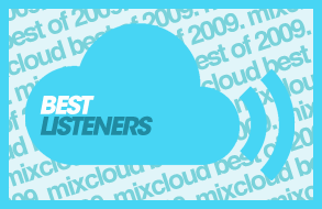 Best of 2009 Listeners