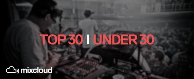 Mixcloud Top 30 Under 30