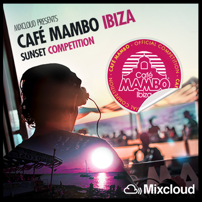 Café Mambo Competition Cover Art