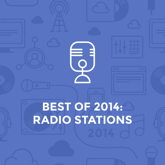 best of 2014 - radio stations