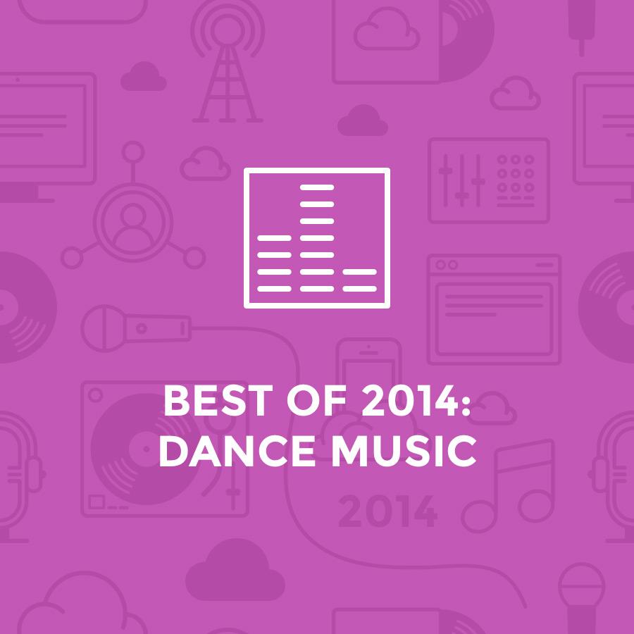 best of 2014 - dance