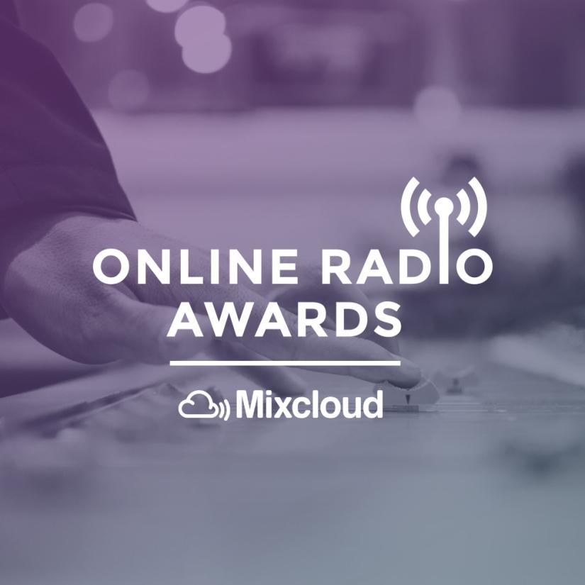 Mixcloud Online Radio Awards2016