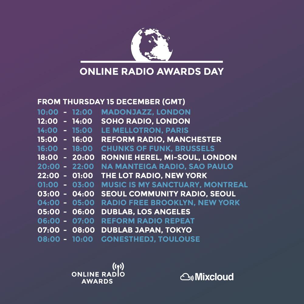 ORA Day Programme