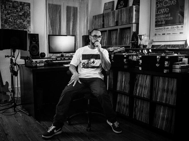2017 Mixcloud Online Radio Awards winner GonesTheDJ
