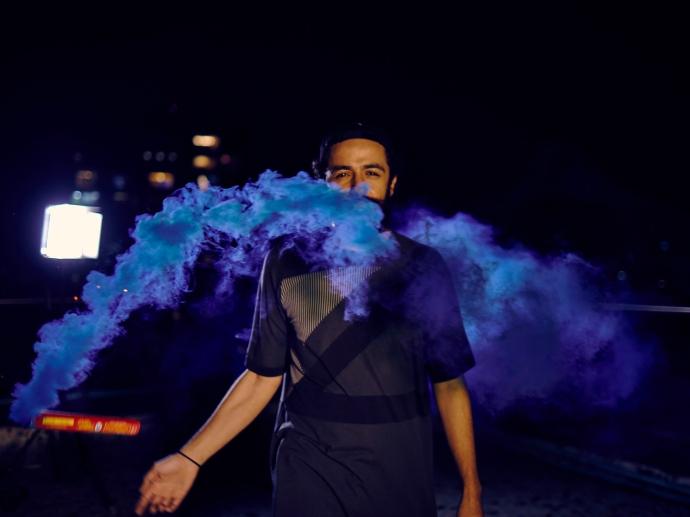 2017 Mixcloud Online Radio Awards winner DJ MoCity