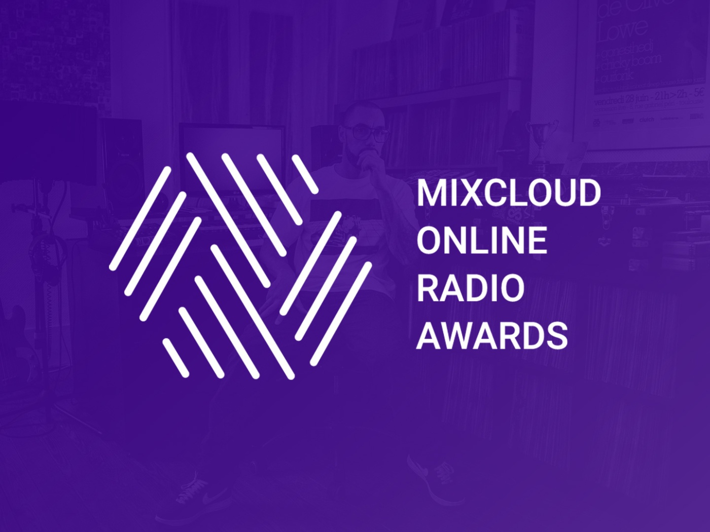 2018 Mixcloud Online Radio Awards winner Gonesthedj