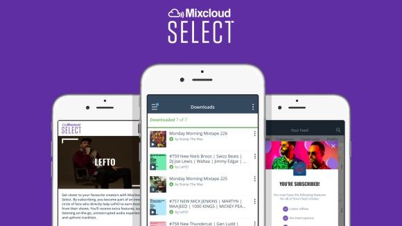 MixCloud_Select